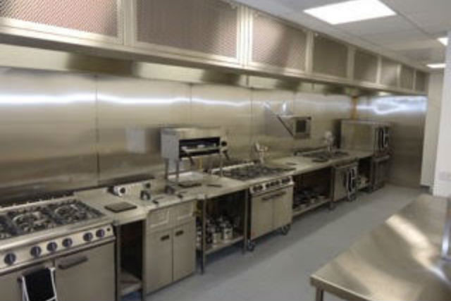 The kitchen pod - rent catering kitchens
