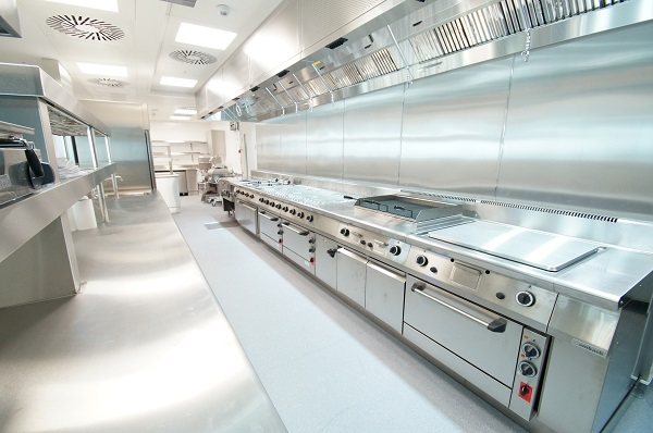 Rent a Catering kitchen